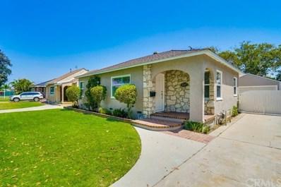 6008 Bonfair Avenue, Lakewood, CA 90712 - MLS#: PW19190043