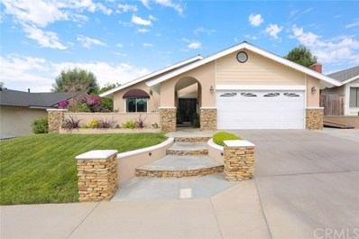 6031 Brookmont Drive, Yorba Linda, CA 92886 - MLS#: PW19190420