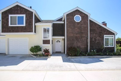 2606 Elden Avenue UNIT A, Costa Mesa, CA 92627 - MLS#: PW19192270