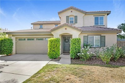 27071 Red Rock Court, Menifee, CA 92585 - MLS#: PW19192308