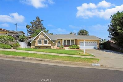 960 N Fonda Street, La Habra, CA 90631 - MLS#: PW19192572