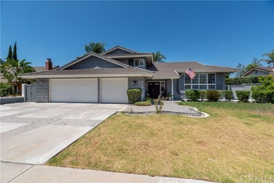 5015 Wagon Wheel Drive, Yorba Linda, CA 92886 - MLS#: PW19193023