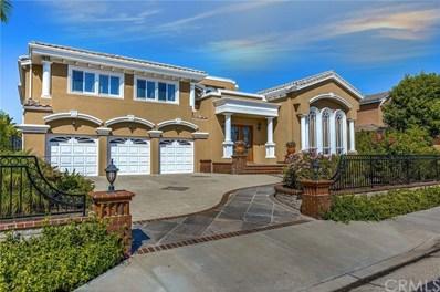 1035 S Sunstream Lane, Anaheim Hills, CA 92808 - MLS#: PW19193624