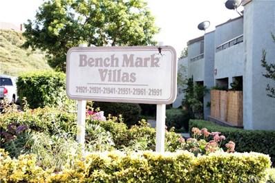 21981 Rimhurst Drive UNIT L, Lake Forest, CA 92630 - MLS#: PW19193670