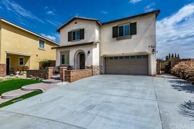 16858 Sunbird Way, Fontana, CA 92336 - MLS#: PW19194264