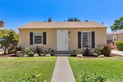 604 W Amerige Avenue, Fullerton, CA 92832 - MLS#: PW19196795