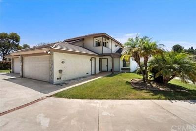 3918 Canyon Terrace Drive, Yorba Linda, CA 92886 - MLS#: PW19197729