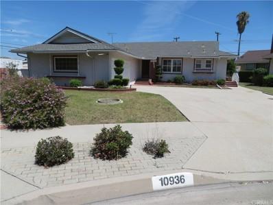 10936 Canelo Road, Whittier, CA 90604 - MLS#: PW19198801