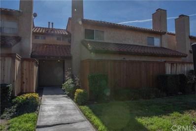 16595 Terrace Lane UNIT E, Fontana, CA 92335 - MLS#: PW19199747