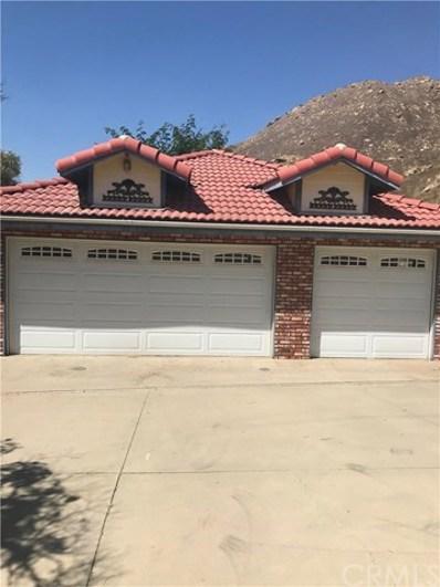 20510 Hill Top Drive, Riverside, CA 92507 - MLS#: PW19201952
