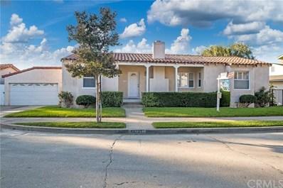 13721 Ridge Road, Whittier, CA 90601 - MLS#: PW19203529
