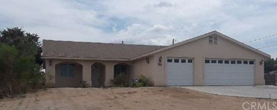 7367 Warren Vista Avenue, Yucca Valley, CA 92284 - MLS#: PW19204224