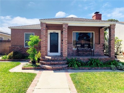 836 W 31st Street, Long Beach, CA 90806 - MLS#: PW19205026