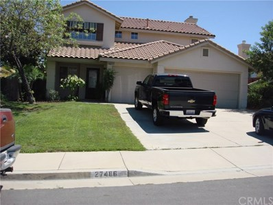 27486 Fallbrook Court, Corona, CA 92883 - MLS#: PW19205253