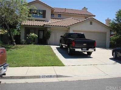 27486 Fallbrook Court, Corona, CA 92883 - MLS#: PW19205253
