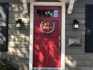4323 E Shaw Street, Long Beach, CA 90803 - MLS#: PW19206059