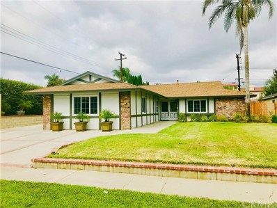 1361 Garland Avenue, Tustin, CA 92780 - MLS#: PW19206131