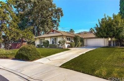219 Maravilla Drive, Riverside, CA 92507 - MLS#: PW19206462