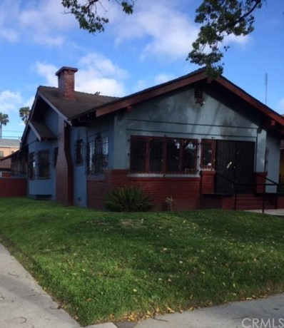2702 S Hobart Boulevard, Los Angeles, CA 90018 - MLS#: PW19208459