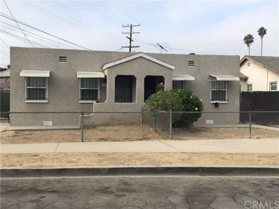 166 E South Street, Long Beach, CA 90805 - MLS#: PW19209242
