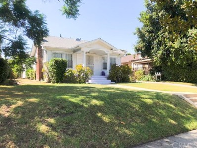 1605 S 8th Street, Alhambra, CA 91803 - MLS#: PW19209613