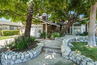 5449 E Estate Ridge Road, Anaheim Hills, CA 92807 - MLS#: PW19209887