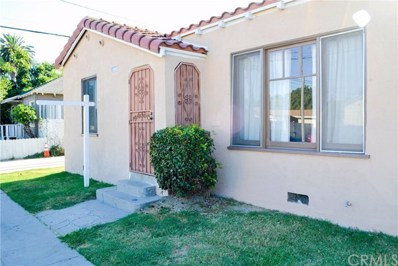 5657 Elm Avenue, Long Beach, CA 90805 - MLS#: PW19210034