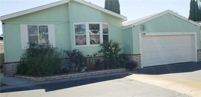 320 N Park Vista Street UNIT 159, Anaheim, CA 92806 - MLS#: PW19212210