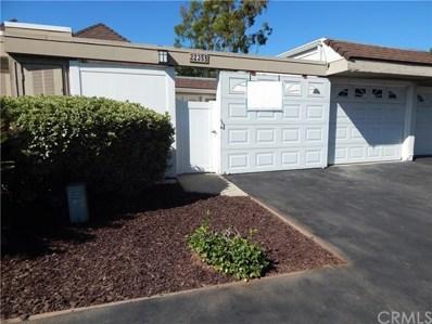 22355 Caminito Danubo, Laguna Hills, CA 92653 - MLS#: PW19212722
