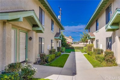 8791 Moody Street UNIT 8, Cypress, CA 90630 - MLS#: PW19214122