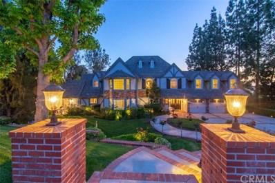 265 S Owens Drive, Anaheim Hills, CA 92808 - MLS#: PW19214219