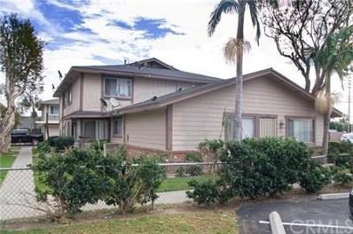 1114 S Mantle Lane, Santa Ana, CA 92705 - MLS#: PW19214295