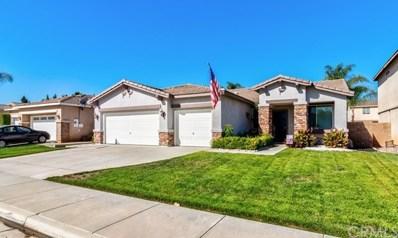 30667 Tierra Linda Court, Menifee, CA 92584 - MLS#: PW19216860