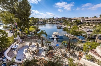 22741 Blue Teal Drive, Canyon Lake, CA 92587 - MLS#: PW19218607