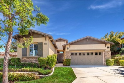 24016 Augusta Drive, Corona, CA 92883 - MLS#: PW19220000