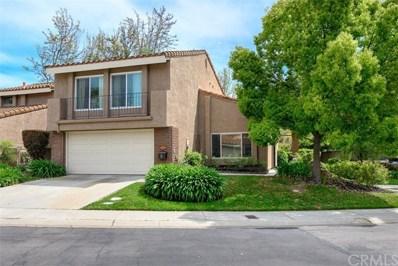 6401 E Nohl Ranch Road UNIT 53, Anaheim Hills, CA 92807 - MLS#: PW19220104