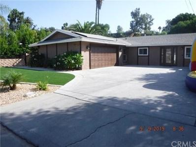 10943 Desert Sand Avenue, Riverside, CA 92505 - MLS#: PW19220925
