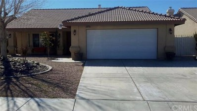 10323 Bella Lane, Adelanto, CA 92301 - MLS#: PW19221060