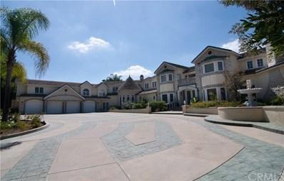 199 S Ferrari Way, Anaheim Hills, CA 92807 - MLS#: PW19221093