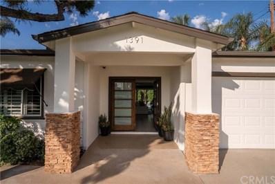 1391 Deborah Drive, North Tustin, CA 92705 - MLS#: PW19221824