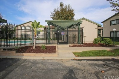 23228 Orange Avenue UNIT 16, Lake Forest, CA 92630 - MLS#: PW19223879
