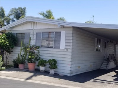 8111 Stanford Avenue UNIT 23, Garden Grove, CA 92841 - MLS#: PW19224638