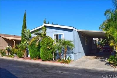 1616 S Euclid Street UNIT 56, Anaheim, CA 92802 - MLS#: PW19225122