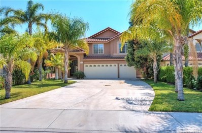 2750 Griffin Way, Corona, CA 92879 - MLS#: PW19225126