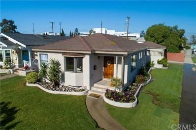 500 N Paulina Avenue, Redondo Beach, CA 90277 - MLS#: PW19227875