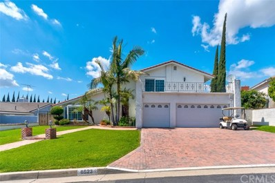 8523 Country Club Drive, Buena Park, CA 90621 - MLS#: PW19230096