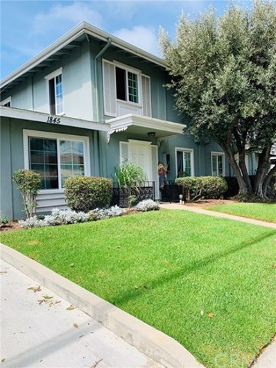1845 Anaheim Avenue UNIT 12B, Costa Mesa, CA 92627 - MLS#: PW19230269