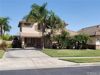 9615 Evening Song Place, Rancho Cucamonga, CA 91730 - MLS#: PW19231738
