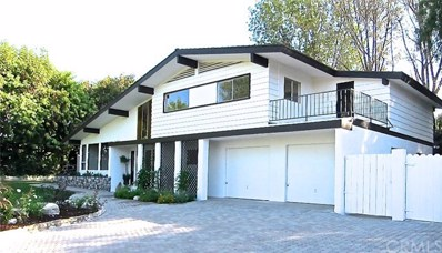 1 Pony Lane, Rolling Hills Estates, CA 90274 - MLS#: PW19232529