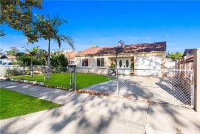 1317 S Rosewood Avenue, Santa Ana, CA 92707 - MLS#: PW19234042